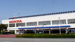 ホンダ熊本工場