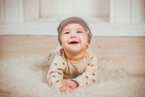 期間工と幼児