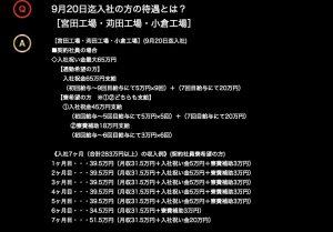 テクノスマイル-トヨタ九州期間工の求人